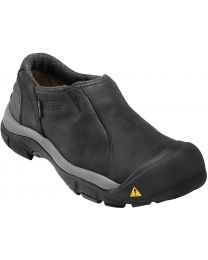 Keen Brixen Waterproof Low Shoe - Black/Gargoyle - Mens