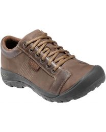 Keen Austin Shoes - Chocolate Brown - Mens