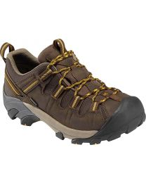 Keen Targhee II Shoes - Cascade Brown/Golden Yellow - Mens