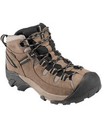 Keen Targhee II Mid Shoes - Shitake/Brindle - Mens
