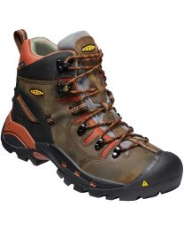 """Keen Pittsburgh 6"""" Boot - Cascade/Bombay Brown - Mens"""