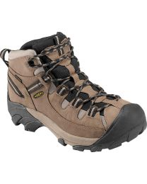 Keen Targhee II Mid Shoes Wide - Shitake/Brindle - Mens