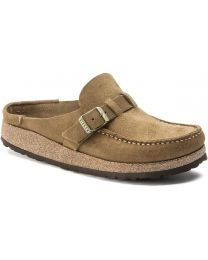 Birkenstock Buckley Clog - Brown - Womens