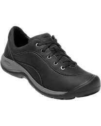 Keen Presidio II Shoes - Black/Steel - Womens