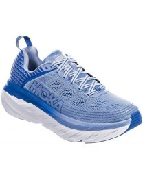 Hoka One One Bondi 6 Shoes Wide - Serenity/Palace Blue - Womens