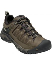 Keen Targhee III Waterproof Low Shoe Wide - Canteen/Mulch - Mens