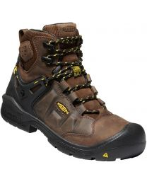 "Keen Dover 6"" Waterproof Boot - Earth - Mens"