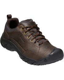 Keen Targhee III Oxford Shoe - Dark Earth - Mens