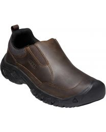 Keen Targhee III Slip-On Shoe - Dark Earth - Mens