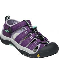 Keen Newport H2 Sandals - Purple - Youth