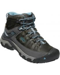 Keen Targhee III Waterproof Mid Boot - Magnet/Atlantic Blue- Womens