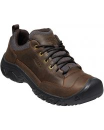 Keen Targhee III Oxford Shoe Wide - Dark Earth - Mens
