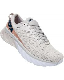 Hoka One One Arahi 4 Shoe Wide - White - Womens