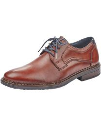 Rieker 17627-25 Shoes - Brown - Mens