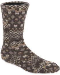Acorn VersaFit Socks - Charcoal Cable - Womens