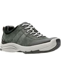 Clarks Wave Andes Shoes - Black - Womens
