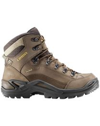 Lowa Renegade GTX Mid Hiking Boots Wide - Sepia - Mens