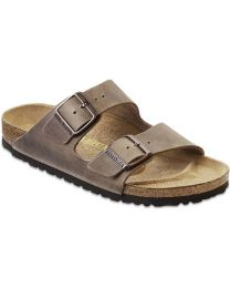 Birkenstock Arizona Sandals Narrow - Tobacco Oiled - Womens/Mens