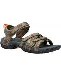 Teva Tirra Sandals - Burnt Olive - Womens