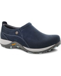 Dansko Patti Clog - Navy - Womens
