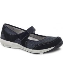 Dansko Hennie Shoe - Black - Womens