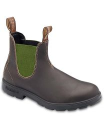 Blundstone 519 Boots - Brown/Olive - Womens/Mens