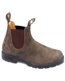 Blundstone 585 Boots - Rustic Brown - Womens/Mens