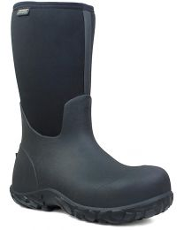 BOGS Workman Composite Toe Boots - Black - Mens