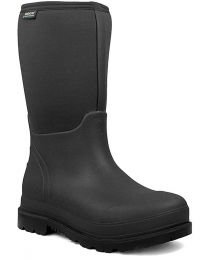 BOGS Stockman Composite Toe Boots - Black - Mens