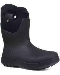 BOGS Neo-Classic Mid Boot - Black - Womens