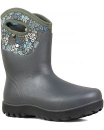 BOGS Neo-Classic Mid Boot - Grey Multi - Womens
