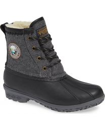 Pendleton Olympic National Park Duck Boot - Gray- Womens