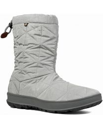 BOGS Snowday Mid Boot - Light Grey - Womens