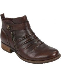Earth Brook Boot Wide - Almond - Womens