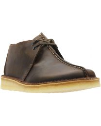 Clarks Desert Trek Boot - Beeswax - Mens