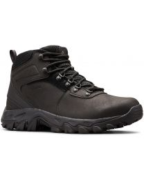 Columbia Newton Ridge Plus II Waterproof Hiking Boot - Black - Mens