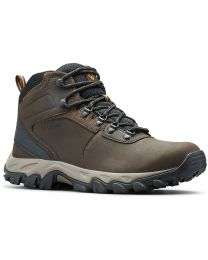 Columbia Newton Ridge Plus Waterproof Hiking Boot - Cordovan - Mens