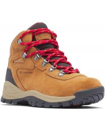 Columbia Newton Ridge Plus Waterproof Hiking Boot Wide - Elk - Womens