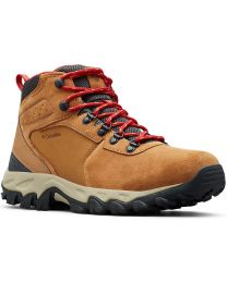Columbia Newton Ridge Plus Waterproof Hiking Boot Wide - Elk - Mens