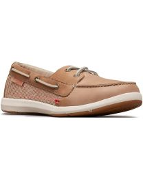 Columbia Delray III PFG Shoe - Beach/Sunset Red - Womens