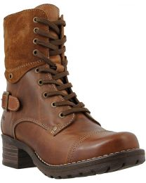 Taos Crave Boot - Camel - Womens