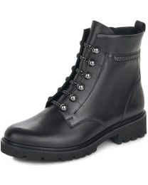 Remonte D8670-01 Boot - Black - Womens