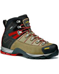 Asolo Fugitive GTX Hiking Boots Wide - Wool/Black - Mens