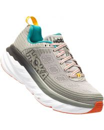 Hoka One One Bondi 6 Shoe Wide - Blue/Iron - Womens