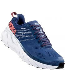Hoka One One Clifton 6 Shoe Wide - Ensing Blue/Plein Air - Mens