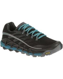 Merrell All Out Peak Shoes - Black/Algiers Blue - Womens