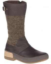 Merrell Haven Tall Buckle Boot - Bracken - Womens