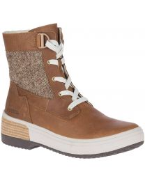 Merrell Haven Mid Lace Boot - Tobacco - Womens