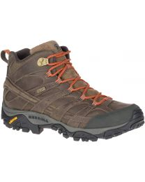 Merrell Moab 2 Prime Mid Waterproof Wide - Canteen - Mens