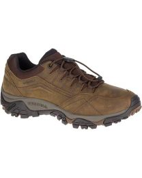 Merrell Moab Adventure Stretch Shoes Wide - Dark Earth - Mens